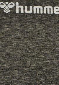 Hummel - Leggings - vetiver melange - 5