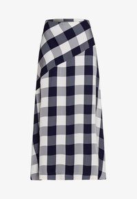 IVY & OAK - Maxi skirt - navy blue - 7