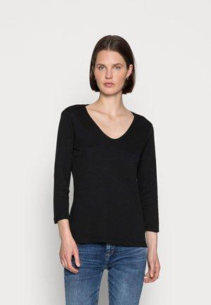 Pitkähihainen paita - deep black