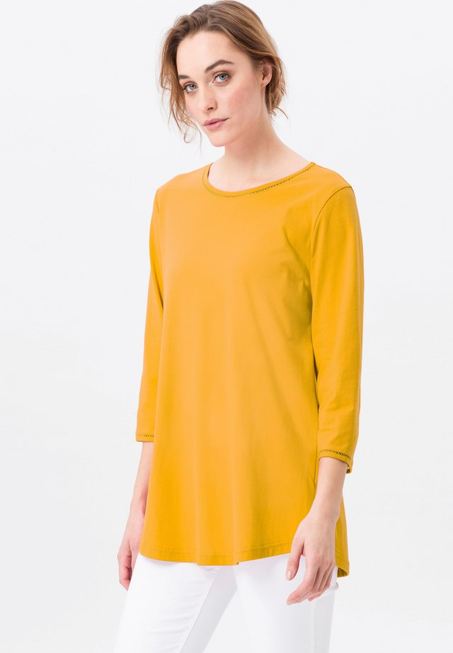 3/4-ARM - Long sleeved top - maisgelb