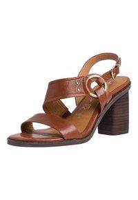 Tamaris - Sandals - brandy - 2