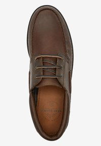 Next - WAXY  - Boat shoes - brown - 1