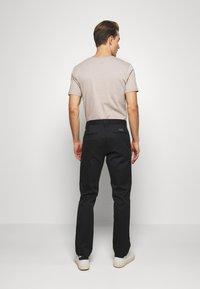 Banana Republic - AIDEN - Trousers - black - 2