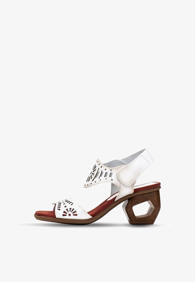 SIDNEY  - Sandales - white