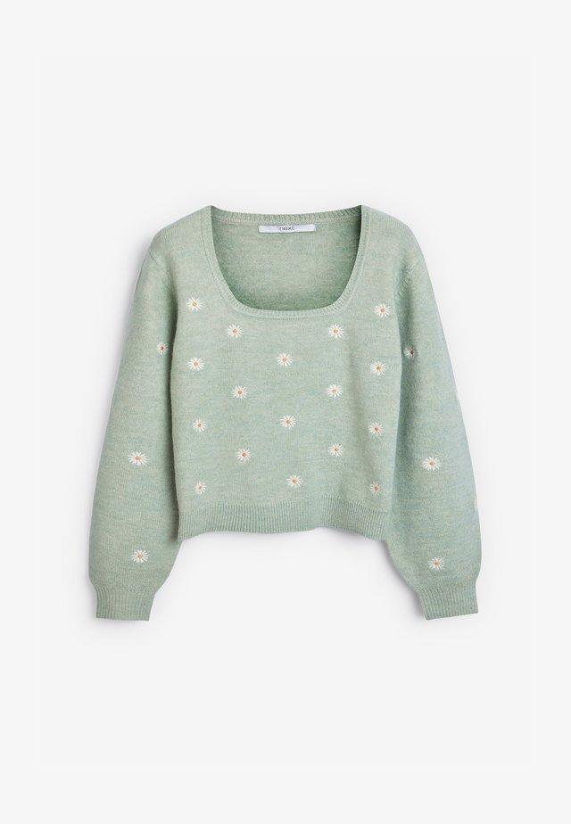 Sweter - mint
