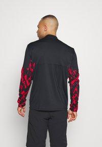 Vaude - MENS VIRT QZIP  - Long sleeved top - black - 2
