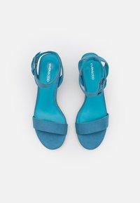 Even&Odd - Sandals - blue - 5