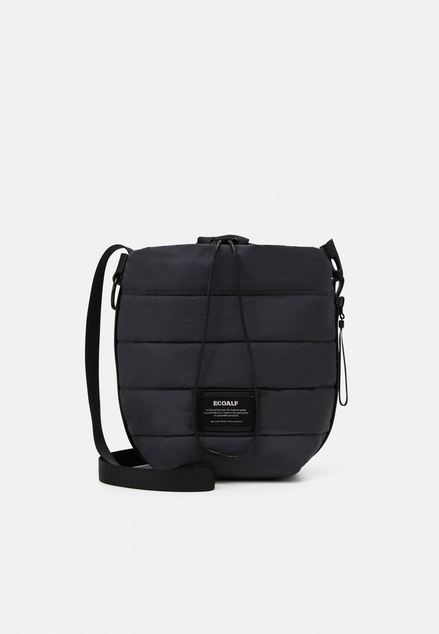 MICHI SHOULDER BAG - Axelremsväska - asphalt