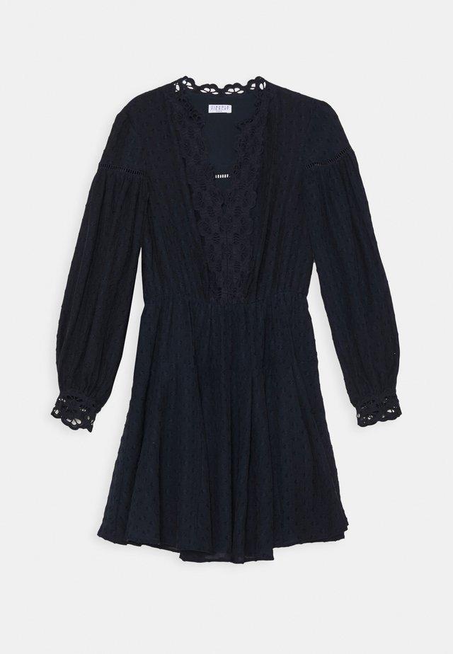 RENZO - Korte jurk - marine