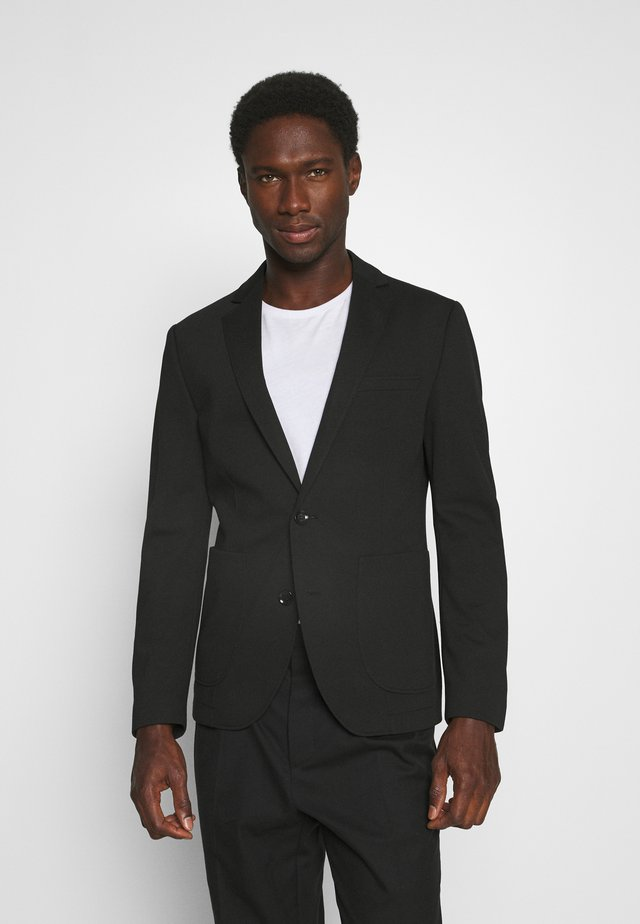 CIDATINI - Blazer jacket - grey