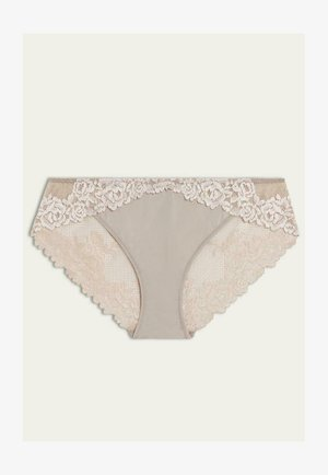 PRETTY FLOWERS - Briefs -  powder beige/cream white