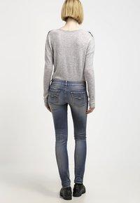 Replay - HYPERFLEX LUZ - Jeans Skinny Fit - stone blue - 2