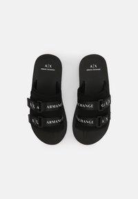 Armani Exchange - Mules - black - 3