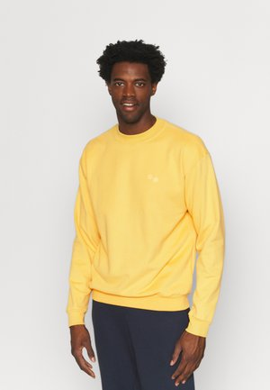 UNISEX - Sweater - straw yellow