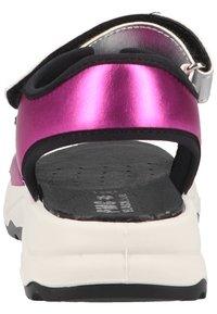 Primigi - Walking sandals - magenta argento - 2
