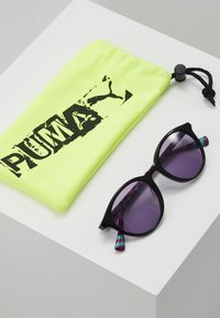 Puma - SUNGLASS KID - Sunglasses - black - 3