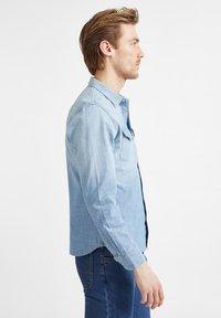 Lee - WESTERN  - Koszula - faded blue - 3