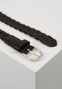 NAF NAF - STONES - Belte - black - 2