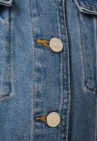 ONLY - ONLRAVE LIFE JACKET - Denim jacket - medium blue denim - 2