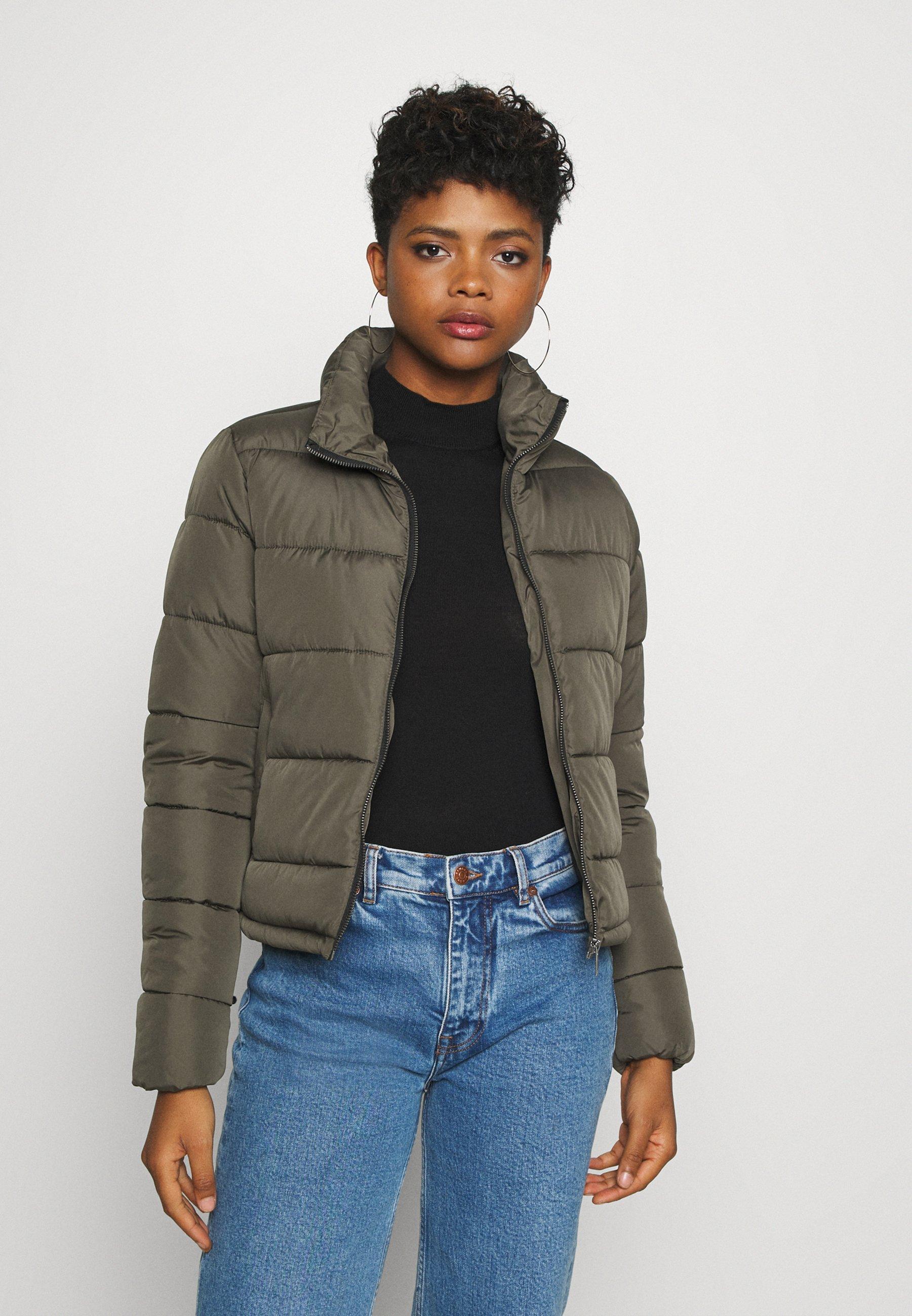 Women NMCLAUDY JACKET - Winter jacket
