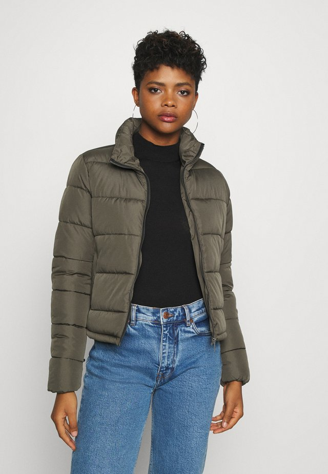 NMCLAUDY JACKET - Winter jacket - kalamata