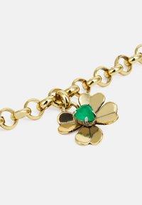 Radà - BRACELET - Armband - gold-coloured/green - 2