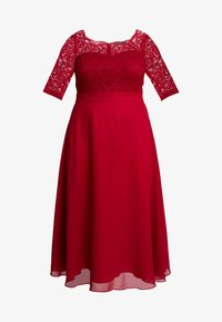 Swing Curve - Cocktail dress / Party dress - rot - 5
