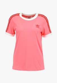 adidas Originals - TEE - T-shirts med print - flash red - 3