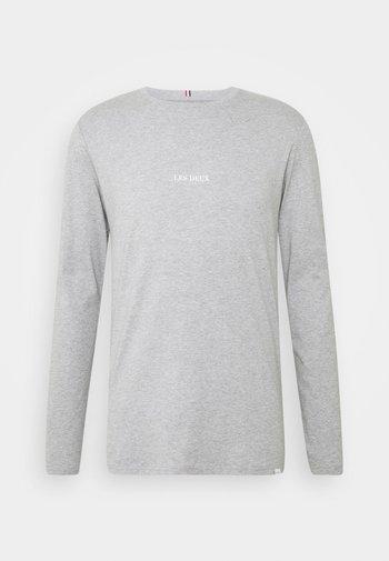 LENS - Long sleeved top - grey