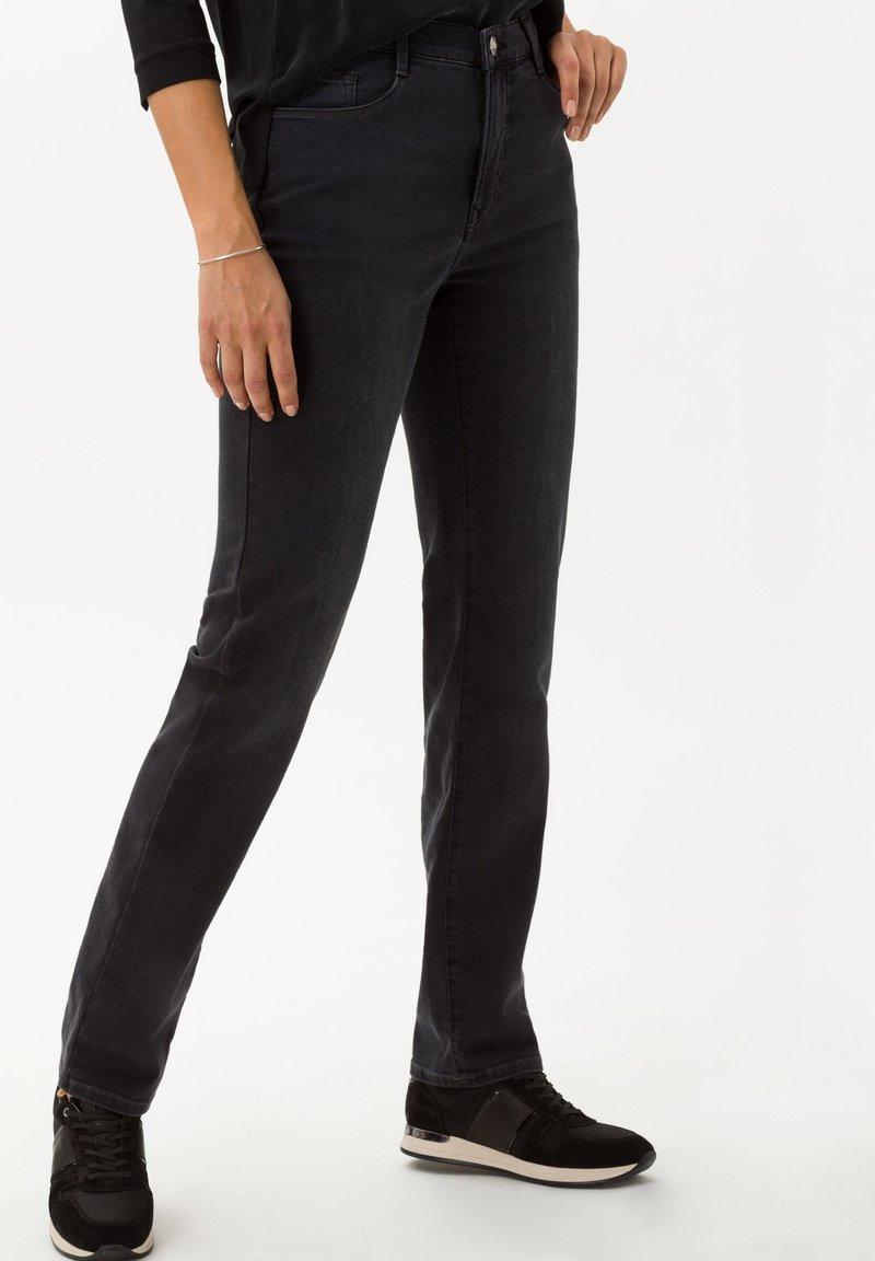 BRAX - Jeans Straight Leg - gray