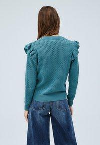Pepe Jeans - DAISY - Trui - wave - 2