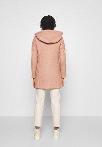 Vero Moda - VMVERODONA - Classic coat - mocha mousse melange - 2