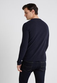 BOSS - TEMPEST - Maglione - dark blue - 2