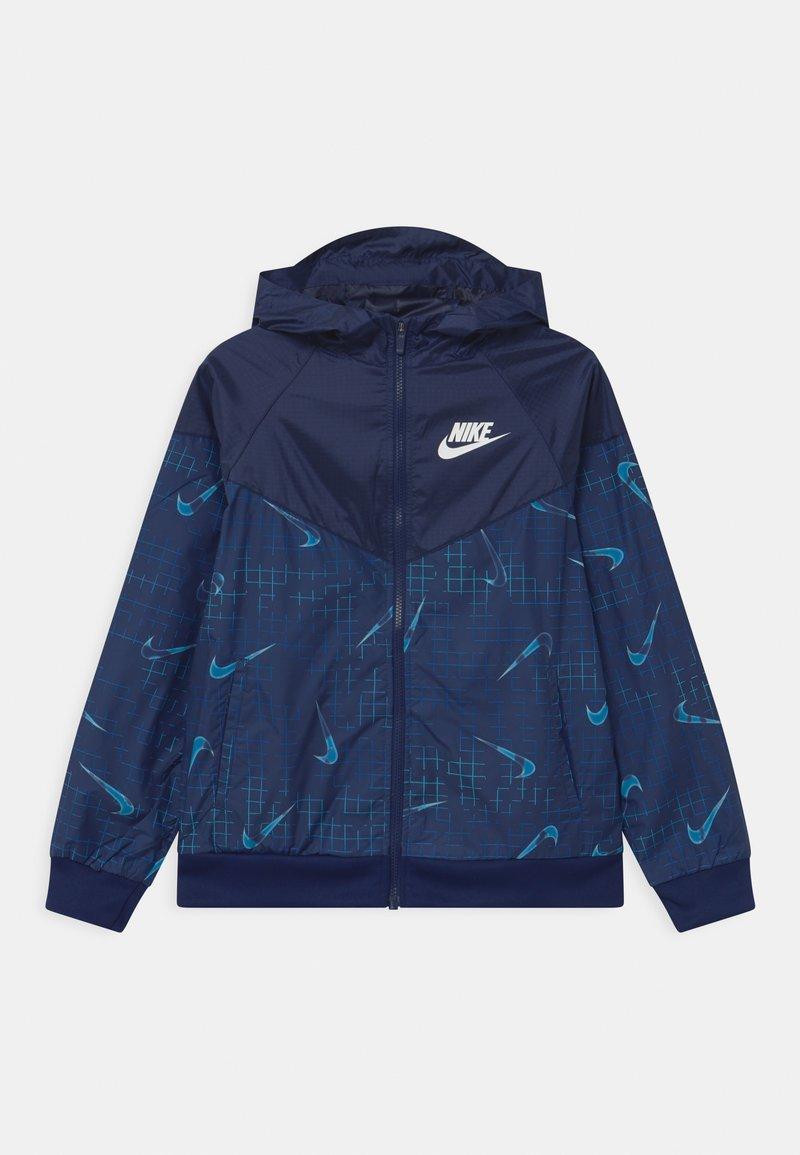 Nike Sportswear - Trainingsvest - blue void/barely volt