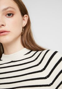 Scotch & Soda - SPECIAL STRIPED WITH SHAPED SLEEVES - Trui - combo - 4