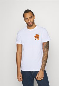 YOURTURN - Print T-shirt - white - 0