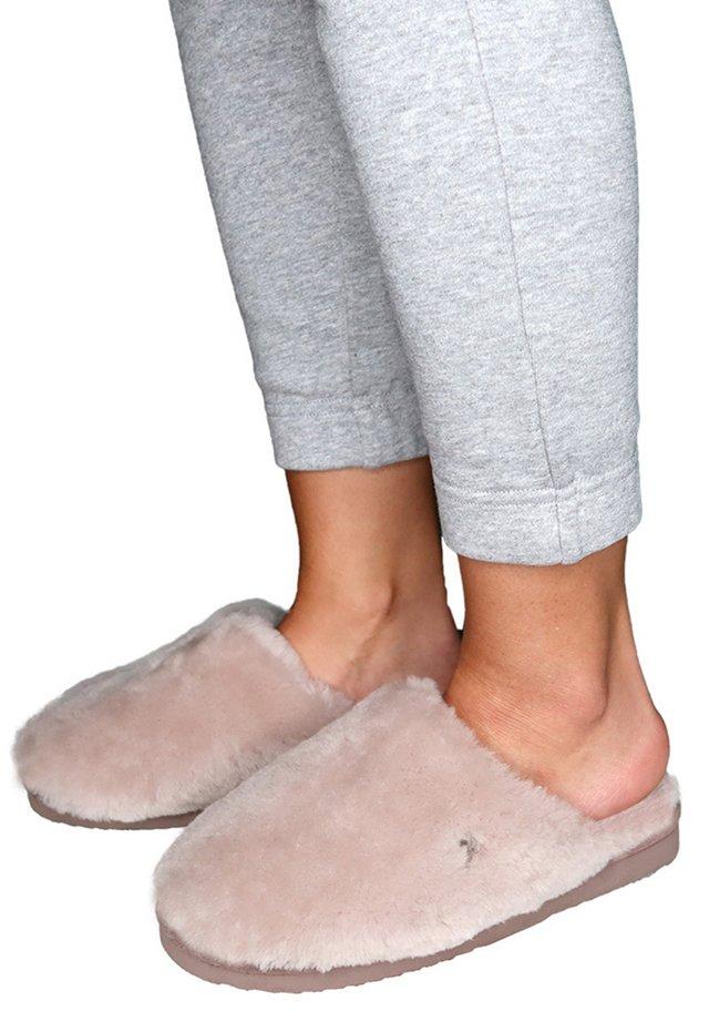 Slippers - liver
