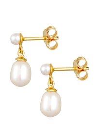 Elli - PERLEN  - Earrings - gold - 4