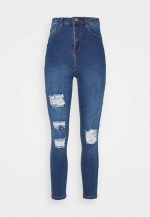 ASSETS DISTRESS SINNER - Jeans Skinny Fit - blue