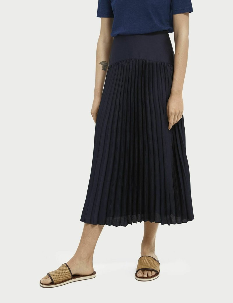 Scotch & Soda - A-line skirt - night