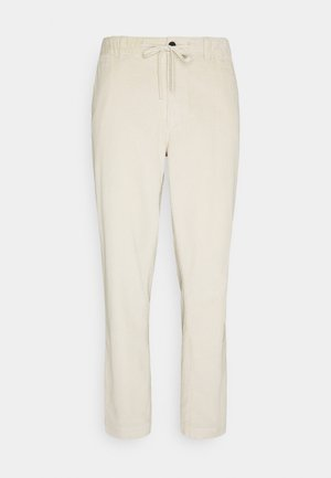 CHUNKY PANTS UNISEX - Trousers - light silt