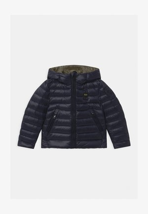 GIUBBINI - Down jacket - dark blue