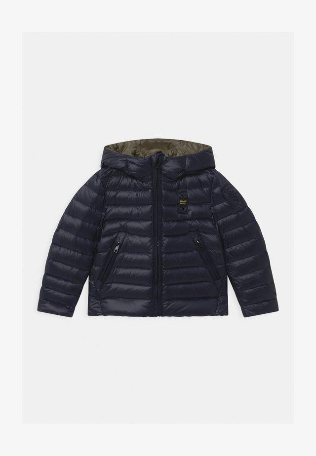 GIUBBINI CORTI IMBOTTITO PIUMA - Down jacket - dark blue