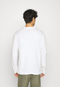 GAP - CREW 2 PACK - Long sleeved top - white/navy - 2