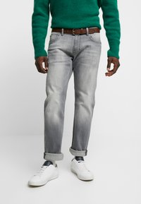 Esprit - Slim fit jeans - grey medium wash - 0