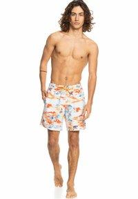 Quiksilver - Swimming shorts - orange pop island hopper - 1