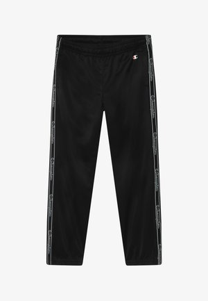 LEGACY AMERICAN TAPE - Tracksuit bottoms - black