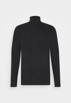 AKKOMET - Long sleeved top - caviar