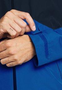 Haglöfs - SKUTA JACKET MEN - Hardshell jacket - tarn blue/storm blue - 4