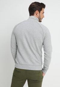 Farah - JIM ZIP - Sweatshirts - light grey - 2